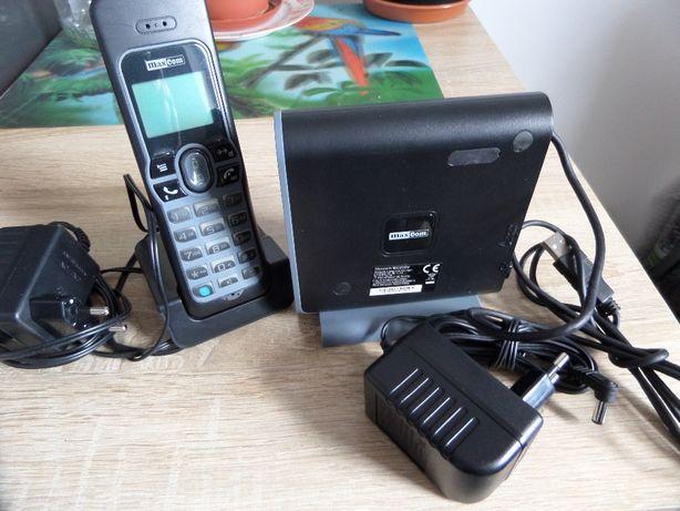 Maxcom MC200V- telefon bezprzewodowy - do Skypa- bramka Viop