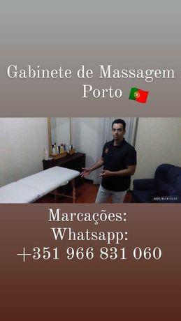 Gabinete de Massagem no Porto