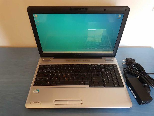 Toshiba L500-T4300 2.1GHz-4GB Ram-Disco 320GB-Win10