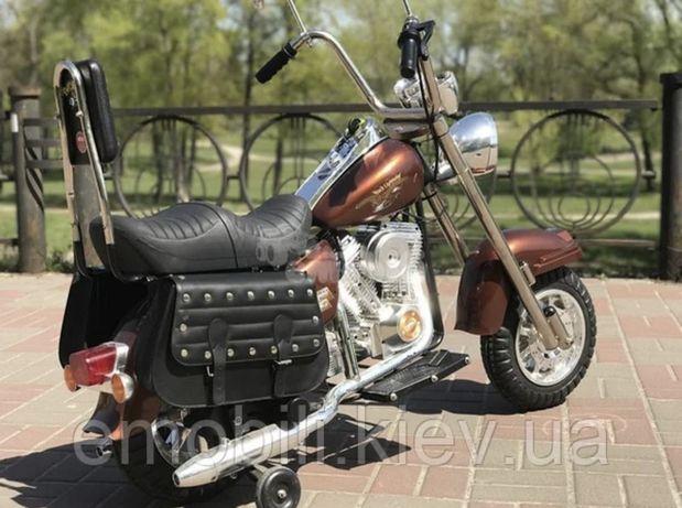 Детский электромотоцикл Харлей