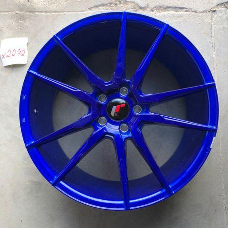 !OUTLET! Felgi Japan Racing JR21 20x8,5ET25 + 20x11ET25 5x115 Blue !