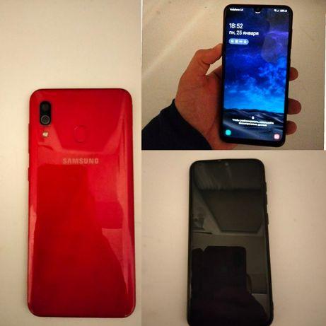 Продам samsung a30 или обмен нa iphone6,6+,7