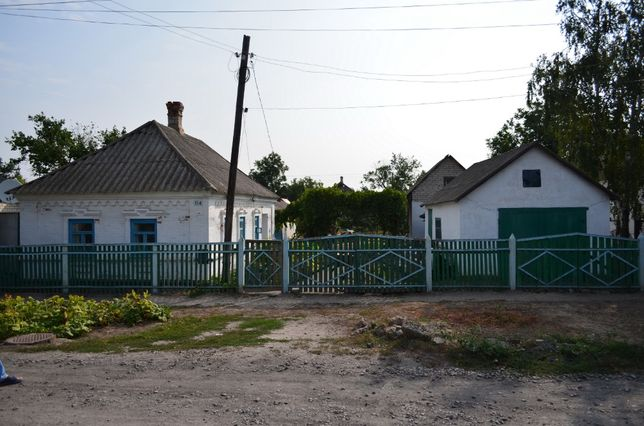 Продам дом в Геническе