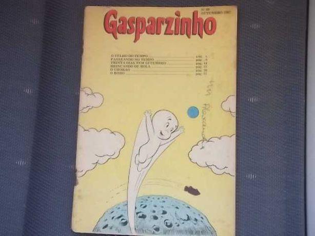 RARA Revista GASPARZINHO nº 88 Setembro 1982 Últimas Edições da VECCHI