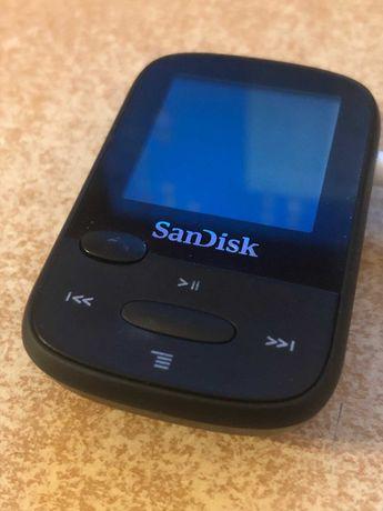 Sandisk Clip Sport 8GB Black - mały odtwarzacz mp3