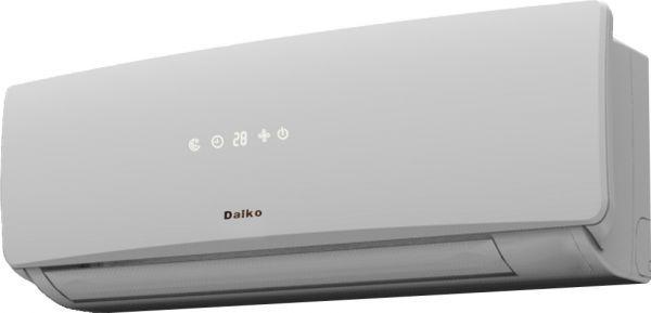 Кондиционеры Daiko-07 (тепло-холод) цена со склада. Монтаж 700 грн.
