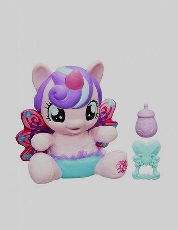 Интеактивная игрушка  Flurry Heart (Фларри Харт, Флурри Харт). Русский