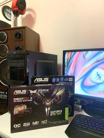 Игровой Компьютер - Nvidia GTX 960strix, Intel Core I7 -4790K, 8GB ОЗУ