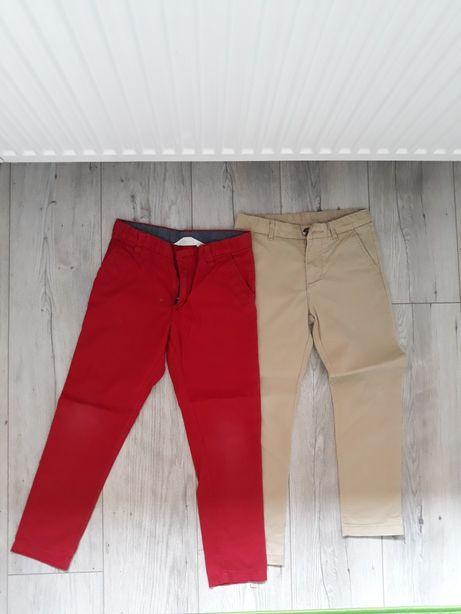 Spodnie h&m rozmiar 122