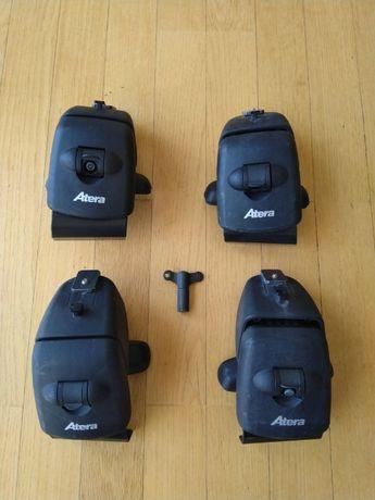 Uchwyty bagażnikowe ATERA do AUDI A4 B8 Limuzyna (od 12/2007-)