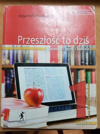 Przeszłość to dziś klasa 1, część 1 Krzysztof Mrowcewicz
