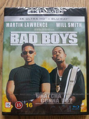 Bad Boys UHD bluray 4k PL