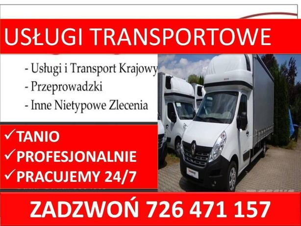 Przeprowadzki-transport-wywóz starych mebli auta z windą Bełchatów