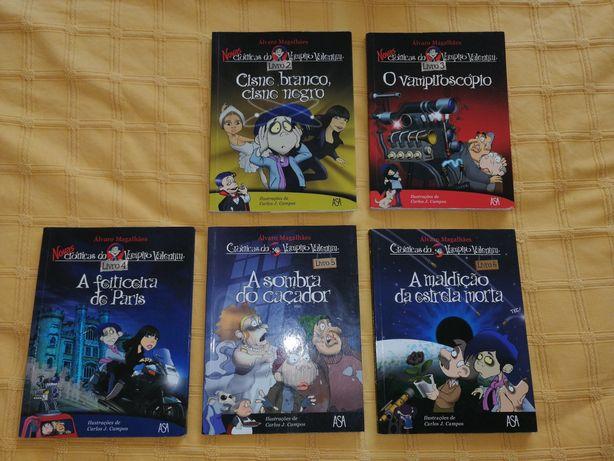Coleção Crónicas do Vampiro Valentim