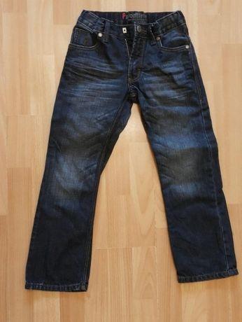 NOWE jeansy C&A rozm. 122