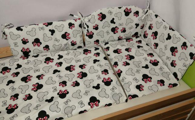 Pościel do łóżeczka 5 elementowa. Pościel dziecięca. Makles Design
