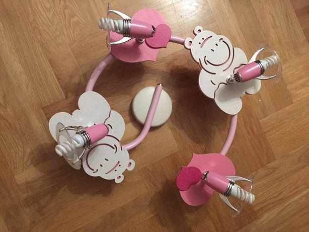 Żyrandol dziecięcy, lampa, plafon ozdobny