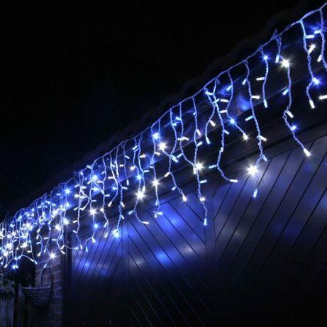 Уличная гирлянда Бахрома Flash (Icicle) 5 метров / 180 led. АКЦИЯ!