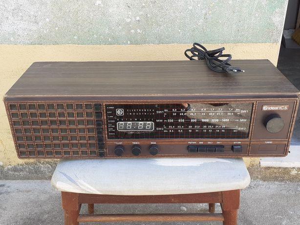 Rádio Antigo para recuperar