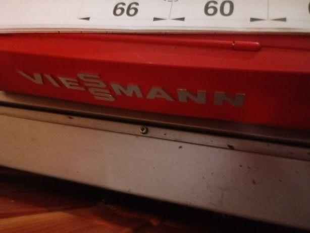 Piec gazowy viessmann 22 24 37 kW c.o kocioł cwu