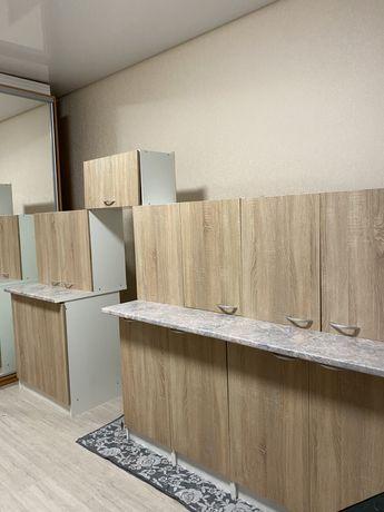 Срочно кухня кухонная стенка 3 м прямая угловая светлое дерево