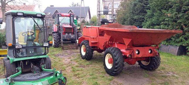 Wozidło budowlane - Paus AKD 240 - 4x4 - diesel (silnik Deutz)