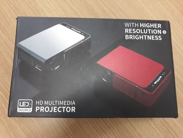 Projector multimédia