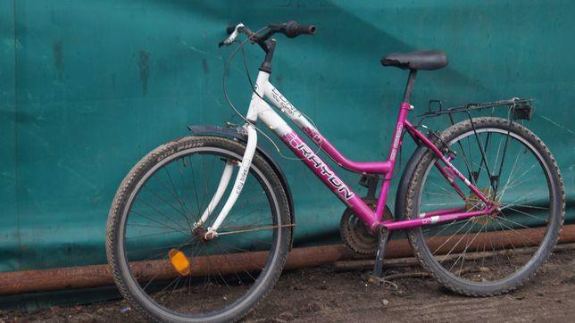 Rower Rayon Luna damski damka Shimano koła 26 sprawny