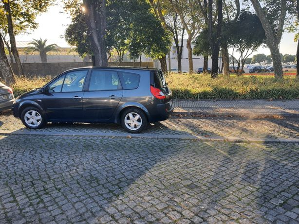 Renault grand senic