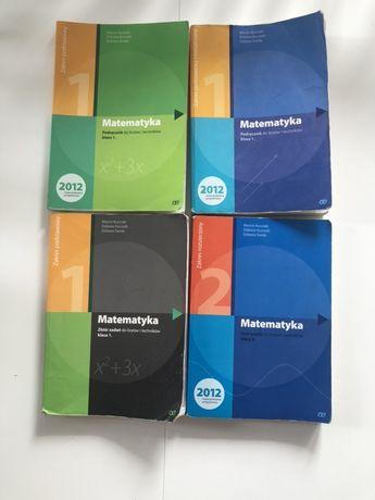 Podręcznik i zbiory zadań matematyka