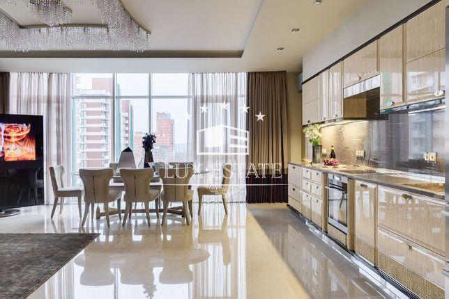 Продам 3к квартиру (147м2) с авторским ремонтом ЖК «Бульвар Фонтанов»