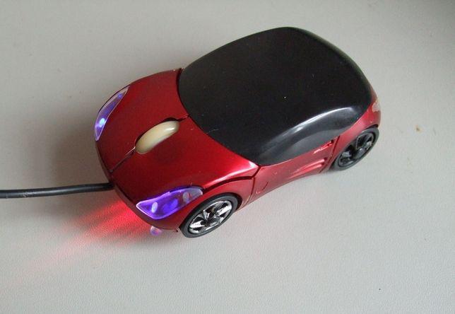 Мышь компьютерная usb машинка.