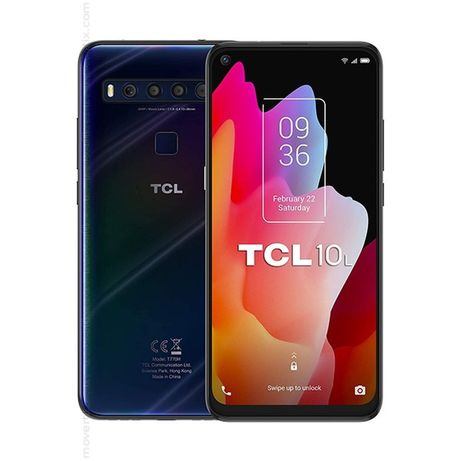 Smartphone TCL 10L Vodafone.