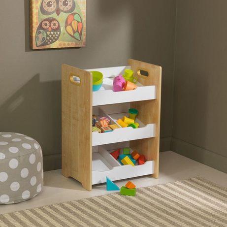 Prateleira de brinquedos Kidkraft