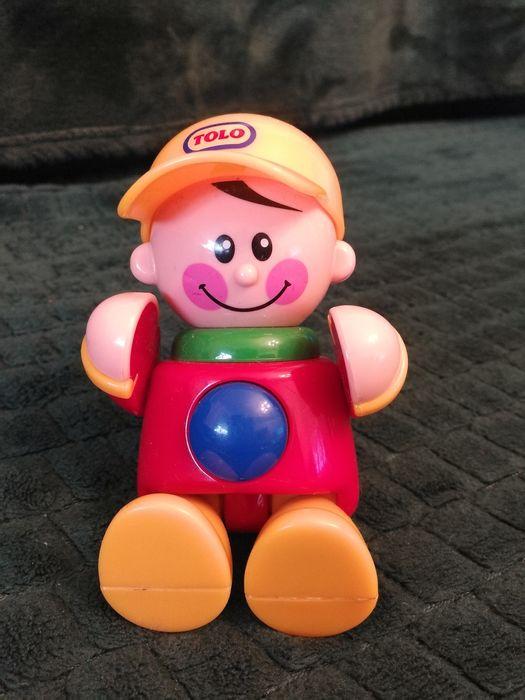 Wesoły chłopczyk Tolo-figurka Piła - image 1