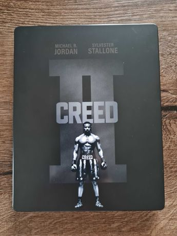 Creed II 4K Steelbook PL
