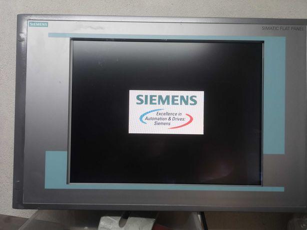 Monitor Siemens Flat Panel 15 '' cnc tokarka , frezarka ,prasa.