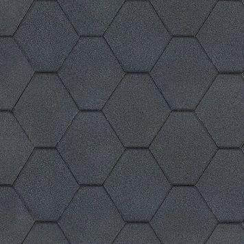 Gont bitumiczny HEXAGONAL technonicol