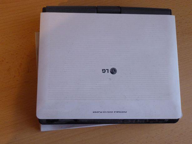 Przenosny odtwarzacz DVD LG DP271