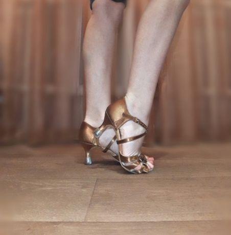 Туфли для бальных танцев 22.0