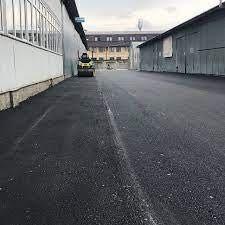 Асфальтирование дорог, участков