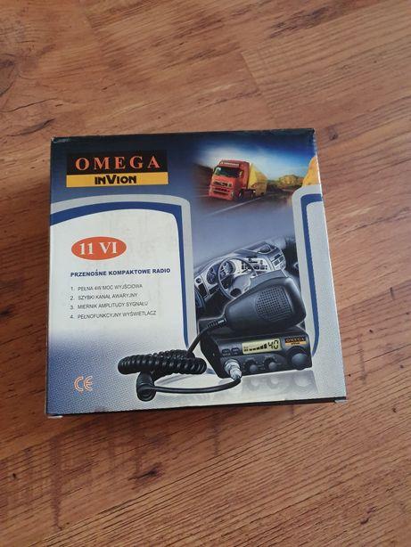 Cb radio omega