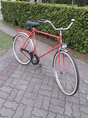 Rower retro Romet Mars 28 cali czerwony z ramą