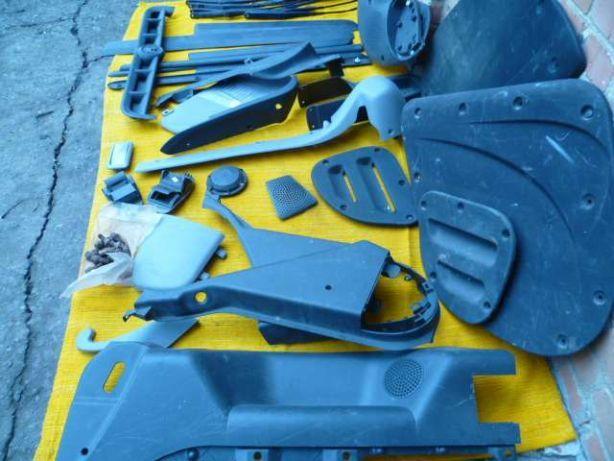 Fiat Doblo група пласмаси