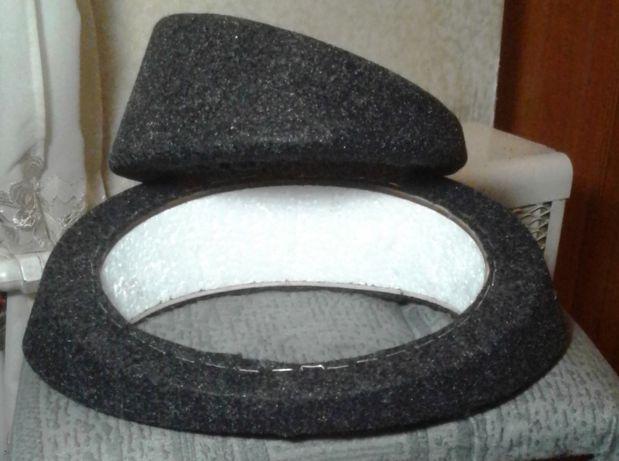Подиумы (Проставочные кольца для динамиков) для автоакустики