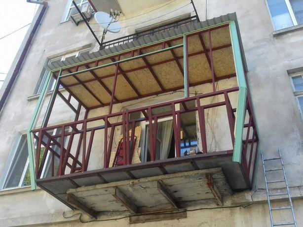 Балконы, решетки, заборы.