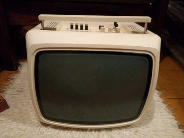 Telewizor TV z czasów PRL-u marki Vela 203 * Zabytek * sprawny