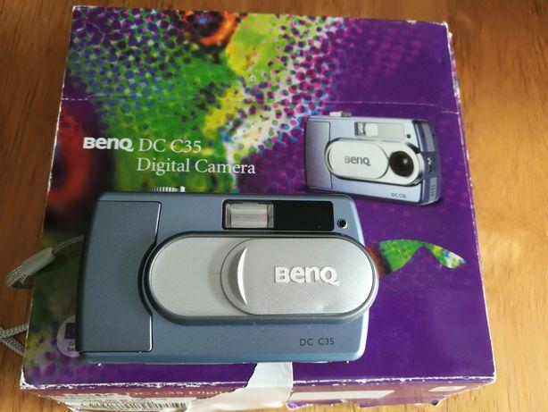 Máquina fotográfica digital marca benq