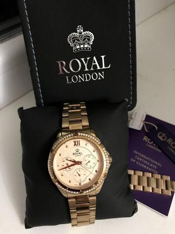 Часы Наручные Royal оригинал стразы Безумно красивые!