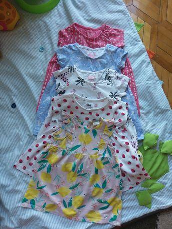 Letnie sukieneczki 68
